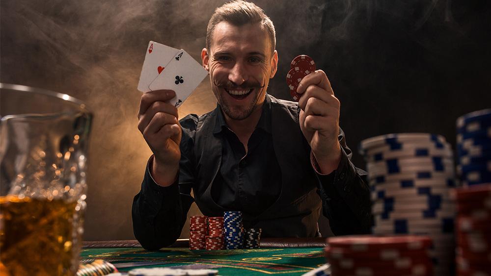Игры на деньги в казино